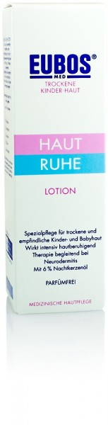 EUBOS KINDER HAUT RUHE LOTION 125ml