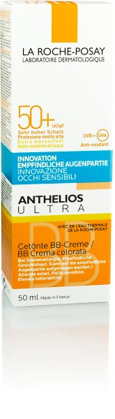 ROCHE POSAY ANTHELIOS ULTRA BB GETÖNTE CREME LSF50 50ml