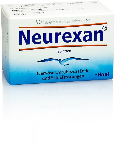 NEUREXAN TABLETTEN 50St