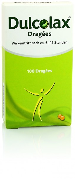DULCOLAX DRAGEES 100St