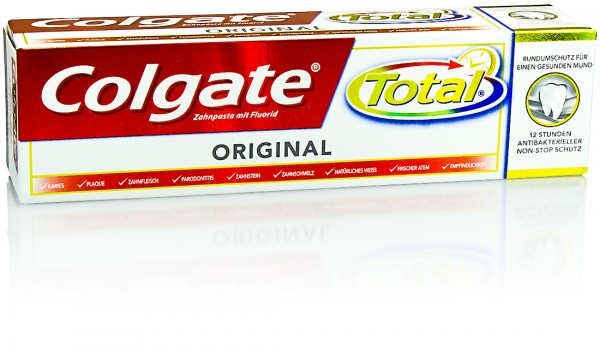 COLGATE TOTAL ORIGINAL ZAHNPASTA 75ml