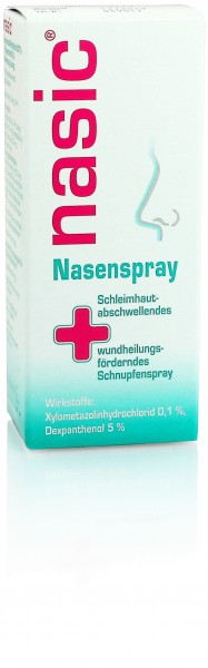 NASIC NASENSPRAY 10ml