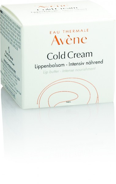 AVENE COLD CREAM LIPPENBALSAM 10ml